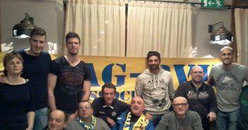 Modena Volley: Lorenzetti, Piano, Verhees, Casadei e Boninfante presenti alla cena