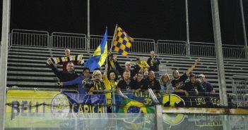 TIFOSI - L'amore per il Modena va oltre la distanza: a Crotone in una trentina!