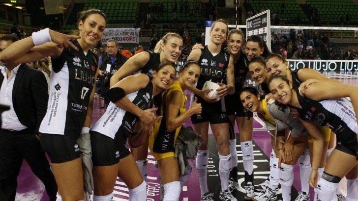 instructor Controlar creciendo  Gazzetta di Modena. Liu Jo Modena, continua il progetto L•J Volley School -  Parlandodisport.it