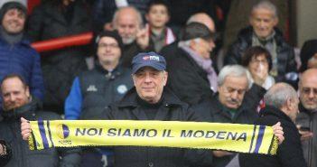 Romanzo di una retrocessione: a Modena non si può più sognare