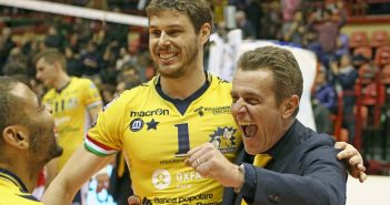Modena Volley, Angelo Lorenzetti: