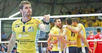 Rassegna stampa martedì 23 Dicembre. Modena Volley: Bruninho analizza la sconfitta con Trento