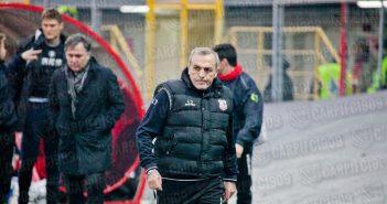 """Carpi, Castori: """"Brescia, squadra fortissima. Gara da non sottovalutare"""""""