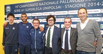 Rassegna stampa sabato 20 Dicembre. Modena Volley, -1 alla sfida con Trento.