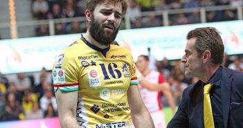 Modena Volley: primo ko stagionale. Trento si impone per 3-0