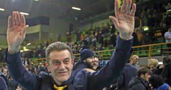 VIDEO - Modena Volley, Angelo Lorenzetti: