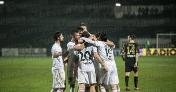 Le pagelle dei biancorossi in Cittadella-Carpi: Di Gaudio decisivo, Gabriel il migliore