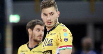 Modena Volley, operazione riuscita per Matteo Piano