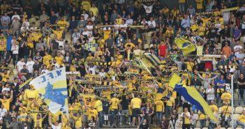 Virtus Entella-Modena, si prepara l'esodo gialloblù: venduti 579 biglietti!!