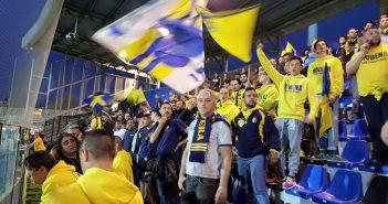 Virtus Entella-Modena, sale l'attesa per la sfida di sabato: venduti 738 biglietti ai tifosi gialloblù!!