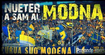 Virtus Entella-Modena, il popolo gialloblù invade Chiavari: 802 biglietti venduti per il settore ospiti!
