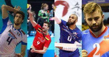 Modena Volley, i giocatori protagonisti della World League 2015