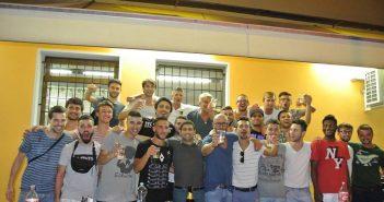 Terza Categoria, la Cortilese presenta la rosa 2015/16