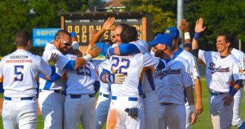 Baseball serie A Federale: stasera amichevole contro Imola