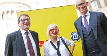 DHL nuovo sponsor di Modena Volley