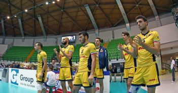VIDEO - DHL Modena Volley, Pietro Soli: