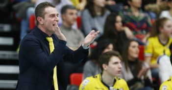 VIDEO - DHL Modena Volley, Angelo Lorenzetti: