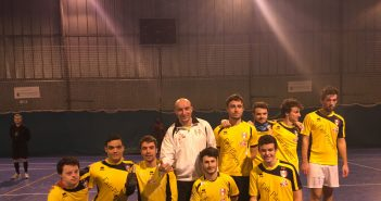 UISP: Matteo, down in campo con i FairPlayers, bravo!