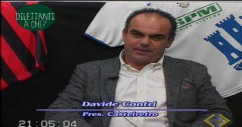 Dilettanti - Castelvetro, presidente Contri: