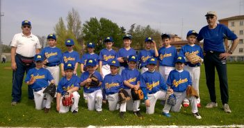 Baseball: i Cadetti del Modena vincono a Bologna.