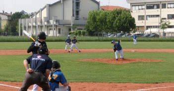 Baseball: panoramica sul week end del batti e corri modenese