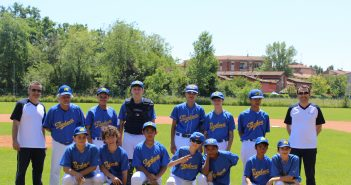 Il weekend di Baseball del Modena.
