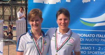 Nuoto, Cecilia Camellini convocata per i Giochi Paralimpici di Rio!