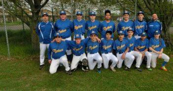 Baseball Modena: la corsa della squadra Cadetti si ferma a Bologna.