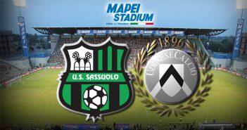 Sassuolo-Udinese, le probabili formazioni