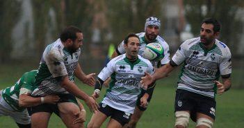 Giacobazzi Modena Rugby, sei mete e vittoria su Livorno
