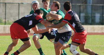 Giacobazzi Modena Rugby a Viterbo per tenere il passo delle migliori