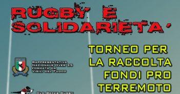 Da Modena solidarietà ovale al Centro Italia