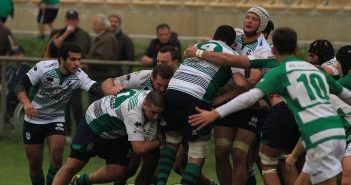 Florentia prima della pausa: il Giacobazzi Modena Rugby ci prova