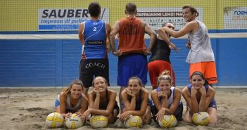 Beach Volley a Modena, al via i nuovi