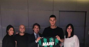 Sassuolo, Scamacca convocato per l'amichevole Francia-Italia Under 18