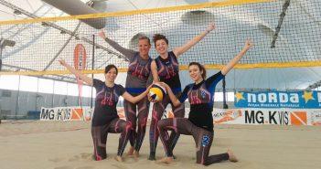 Beach Volley, la BVME di Modena alla 2ª giornata del Campionato Italiano per Società