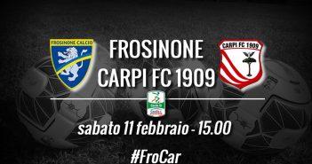 LIVE - Frosinone-Carpi 1-0, al