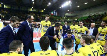 Postpartita Modena Volley-Exprivia Molfetta, le parole di Tubertini e Petric