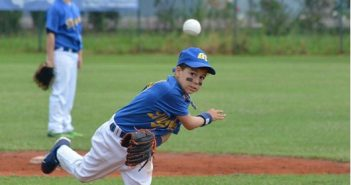 BASEBALL  CATEGORIA  RAGAZZI: Athletics  Bo-Modena BBC. 4 - 12