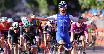 Giro d'Italia, 5ª tappa: Gaviria concede il bis a Messina