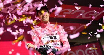 Giro d'Italia, 10ª tappa: Dumoulin è un treno, l'olandese volante riapre la classifica