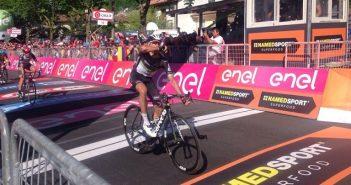 Giro d'Italia, 11ª tappa: Omar Fraile vince la frazione dedicata a Bartali