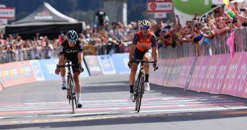 Giro d'Italia, 16ª tappa: il morso dello Squalo, Nibali si prende lo Stelvio!
