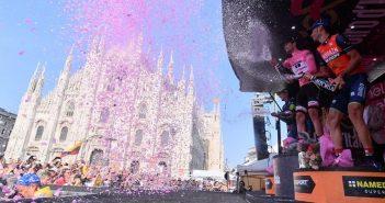 Una farfalla in Rosa, Tom Dumoulin vince l'edizione n° 100 del Giro d'Italia
