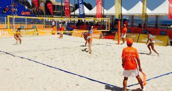 Beach Volley, World Tour Monaco: Giombini/Zuccarelli fuori agli ottavi di finale