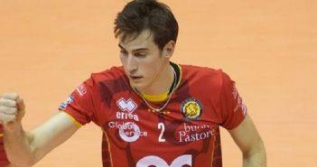Volley: Fabio Ricci è il nuovo centrale di Perugia