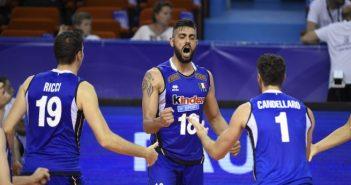 Modena Volley - Sabbi, Mazzone e Piano (futuro a Verona?) in Nazionale