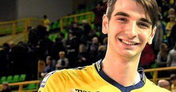 Volley, mercato: ufficiale mister ace Nicolas Sighinolfi al Noliko Maaseik in Belgio !
