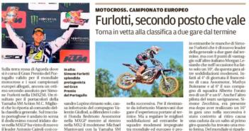 Rassegna Stampa Gazzetta di Modena e Carlino: Basket, Volley e Motori