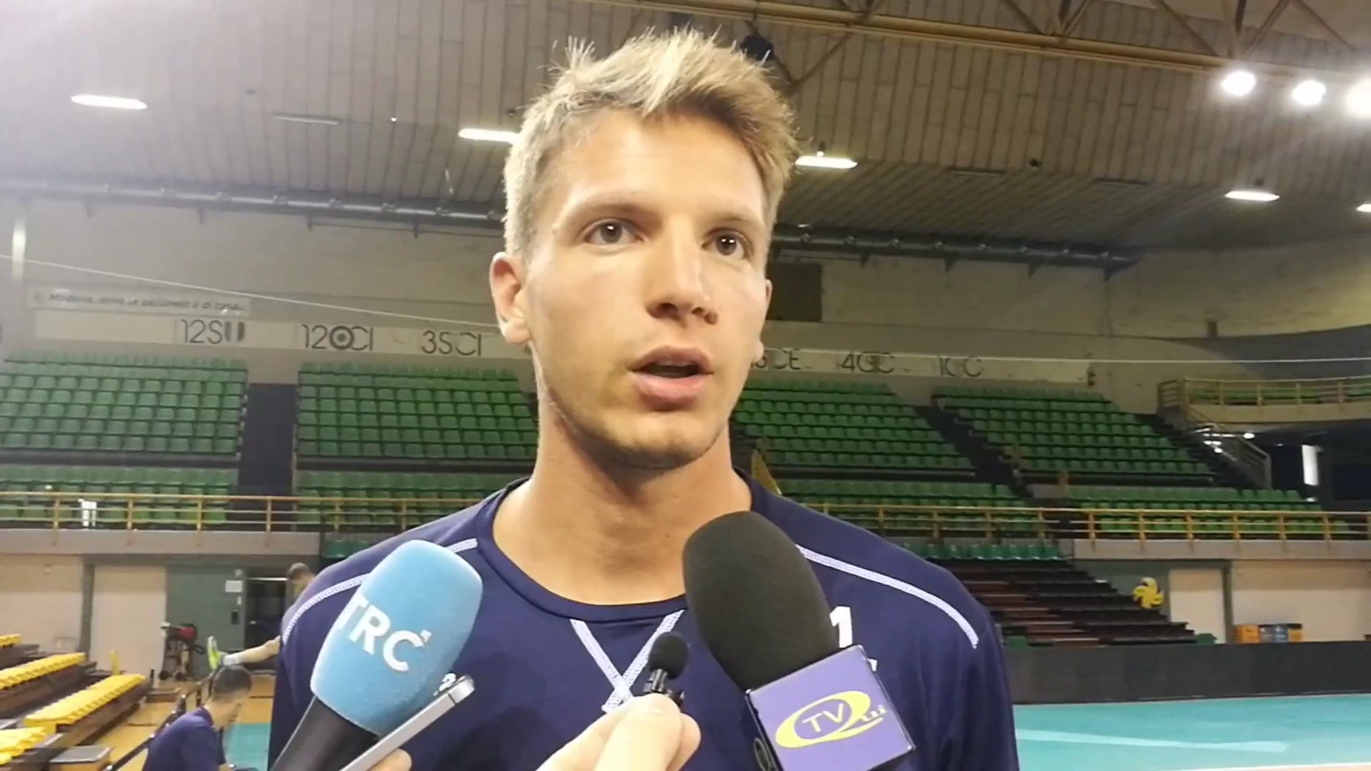 Modena Volley, intervista Elia Bossi
